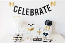 party on / an inspiration of party styling ideas and celebration themes. / by Amy Woods