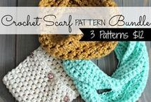 Crochet / Crochet Crochet Crochet {Patterns & Tips} / by Elizabeth 'Myles' Olson