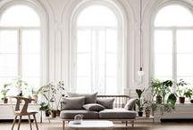 Inspiring Interiors / by Hannah Thomas