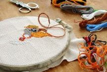 CRAFTS - Someday I will make some of these things.  / by Camryn Gillmor