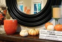 Holiday: fall & Thanksgiving