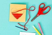 Art Class Project Ideas / Ideas for the homeschool kids' art class I teach
