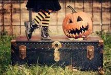 Seasonal Inspirations - Halloween