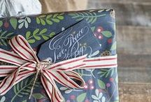 Seasonal Inspirations - Christmas