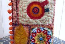 Fiber Textile Art / by Shannon Valentine