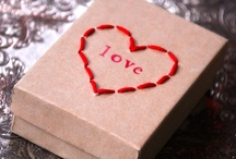 Seasonal Inspirations - Valentines / Projects for Valentine's Day