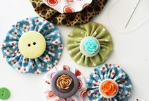 Fabric Crafts / by Lorna Leslie