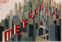 Art/Typography/Drawings / by Elizabeth Hager
