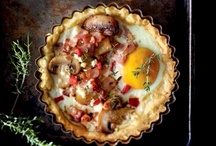 Brunch is the best!!! / Yummy ideas for brunch / by Lorna Leslie