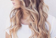 Hair / Different hairstyles and ideas