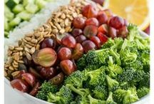 Getting Healthy! / Because eating right can be hard without a recipe! / by MaryMargaret Hart
