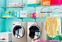 Laundry Room / by Jennifer Russo