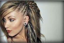 hair & nail styles..