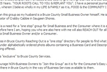 Bruce County Local Businesses