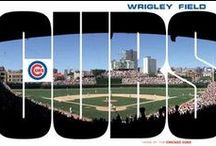 Chicago Cubs / Baseball / by Tracy Seaman