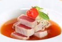 Le ricette degli chef / Recipes of the great Italian chef #food #recipe
