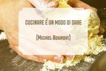 Food & wine quotes / Le migliori citazioni sul cibo e il vino
