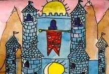 Art Class: Medieval Art Projects