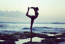 Strike the (yoga) pose!