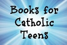 "Books for Catholic Teens / A place for Catholic teens, their parents, and their teachers to ""meet up"" with authors who write Catholic young adult books--both fiction and nonfiction! Find us on Facebook (http://tinyurl.com/p75tngx) and Instagram (https://instagram.com/books_for_catholic_teens/) too!"