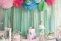 Party Time! / Finding party inspiration from the world over!