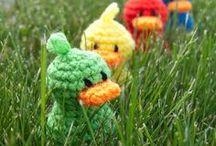Amigurumi & Crochet / Amigurimi & Crochet patterns and ideas!