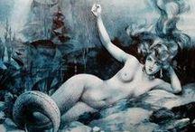 Creatures, Fairytales and Mythology / by Ashley Ramage