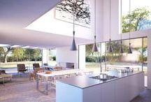 Espacios / Disposición y diseños de Interiores/exteriores, conceptos, muebles, etc.