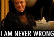 Downton Abbey Board