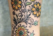 Tattoos / by Valerie Fieber