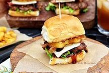 BBQ / Start burning those coals and get your grill on with these fabulous BBQ recipes!