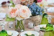 Parties: Décor and Style / Themes, décor, and DIY projects for your next celebration