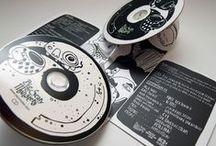CDs  & Covers • Discos & portadas