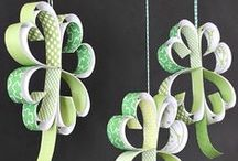 St. Patrick's Day *Freebies4Mom Boards* / Everything Green, Lucky, and Irish - A collaborative board for recipes, crafts, and decor to celebrate St. Patrick's Day.  A collaborative Freebies 4 Mom board