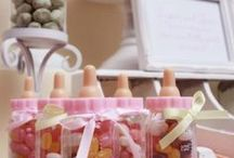 Baby Showers / A board with ideas, inspiration, crafts, printables and recipes for baby showers!