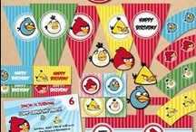 Angry Birds *Freebies 4 Mom* / Crafts, recipes, party ideas & everything Angry Birds. A collaborative Freebies 4 Mom board