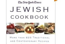 Food~Jewish recipes and cook books