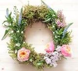 CREATE: Wreaths / Make beautiful wreaths all year round with this board full of ideas and inspiration!