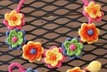 Crochet Jewelry & Accessories / by Charmed By Ewe
