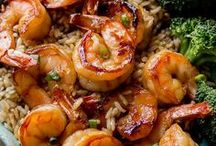 Fish & Seafood Recipes / A recipe board for fish and seafood!