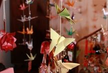Origami and paper crafts / by Ashley Ramage