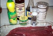 Food~Marinades