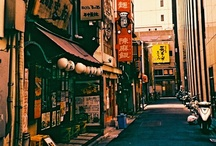 * tokyo a go go * / Walk along the streets of Tokyo and find a sense of style that cannot be found on any other streets. / by Material Wrld