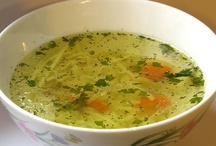 Eat + Soups / by Valerie Fieber