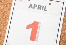 April Fool's *Freebies 4 Mom* / Have any good April Fool's jokes? A collaborative Freebies 4 Mom board BLOGGERS GET AN INVITE when you email Heather freebies4mom@gmail.com (members please DO NOT invite others) / by Freebies 4 Mom