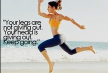 Workout Motivation / To get moving... / by Kiley Rae