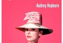 Audrey . Hepburn / by Guida Branquinho