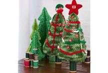Crochet Christmas / by Charmed By Ewe