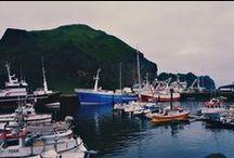 Icelandic Towns