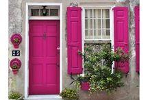Doors. / by Morgan Russom